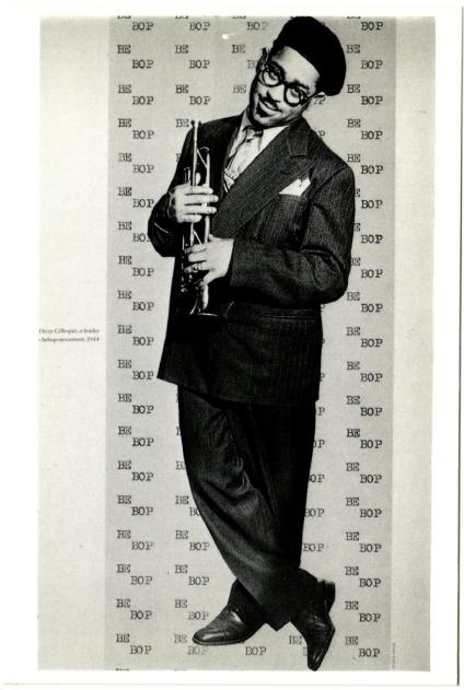 short history of bebop Historians have seen in the swing era not just music but culture, a distinctive, generational culture of swing jazz with its own dances, clothing styles, and most notably, slang by the 1940s there bebop, or bop severed.